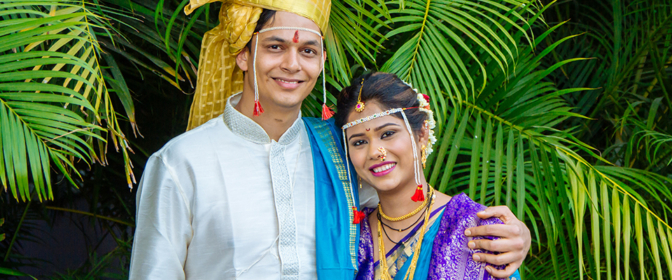 SHREYAS & MADURA WEDDING